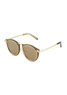 Karen Walker Superstars Solar Harvest Sunglasses