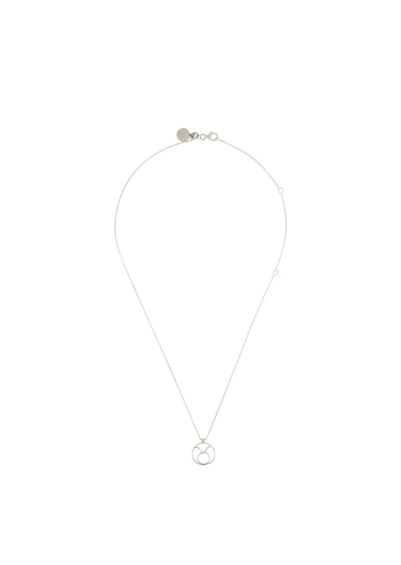 Karen Walker Taurus necklace