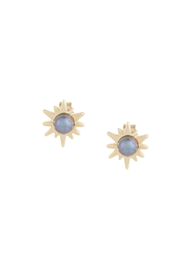 Karen Walker Temptation stud earrings