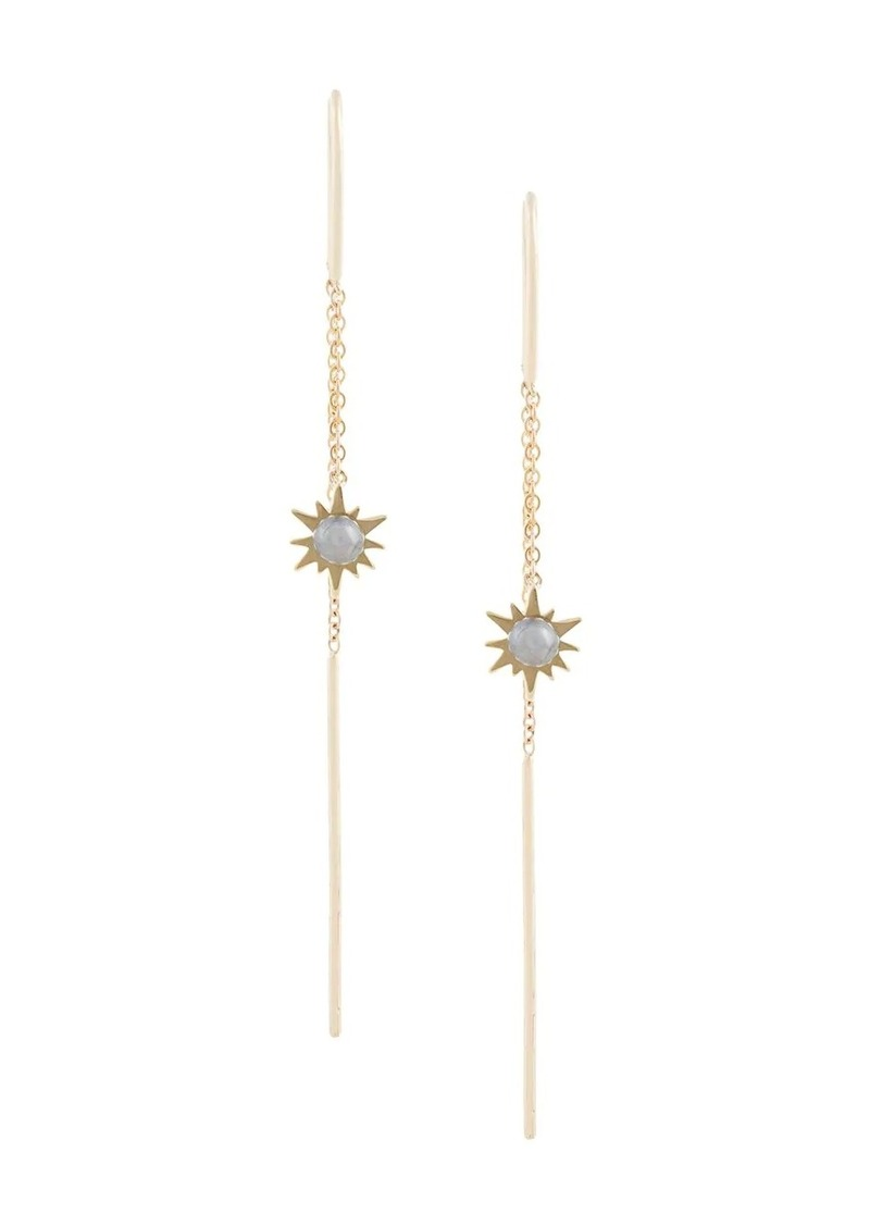 Karen Walker Temptation Thread earrings
