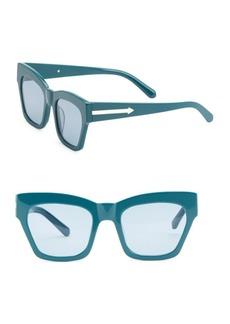 Karen Walker Treasure 52MM Sunglasses