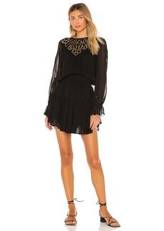 Karina Grimaldi Anabelle GGT Embellished Mini Dress