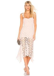 Karina Grimaldi Irma Lace Dress