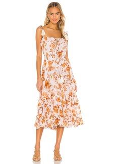 Karina Grimaldi Lori Print Dress