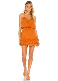 Karina Grimaldi Lucia Embellished Mini Dress