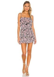 Karina Grimaldi Paloma Print Dress