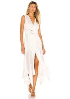 Karina Grimaldi Rhoda Solid Dress