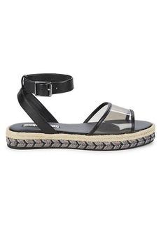 Karl Lagerfeld Adalina Transparent Sandals