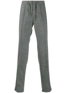 Karl Lagerfeld Ash straight leg trousers