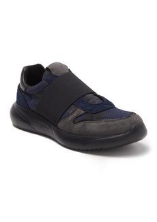 Karl Lagerfeld Banded Camo Slip-On Sneakers