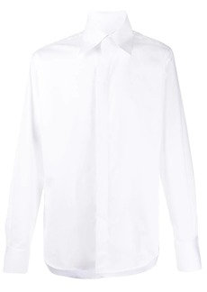 Karl Lagerfeld button-front shirt
