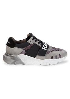 Karl Lagerfeld Camo Sneakers