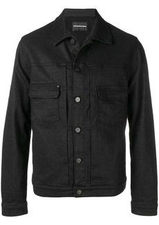 Karl Lagerfeld casual trucker jacket