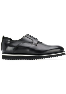 Karl Lagerfeld contrast-sole derby shoes