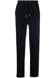 Karl Lagerfeld cotton-blend track pants