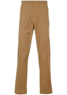 Karl Lagerfeld fitted chino trousers