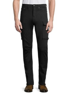 Karl Lagerfeld Five-Pocket Cargo Pants