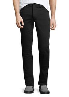 Karl Lagerfeld Five-Pocket Stretch-Denim Pants