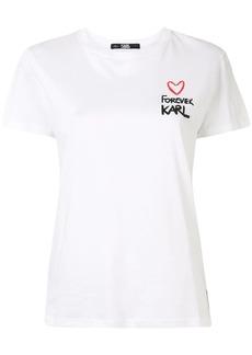 Karl Lagerfeld Forever Karl T-shirt