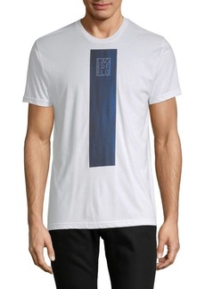Karl Lagerfeld Graphic Short-Sleeve Tee