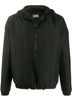 Karl Lagerfeld hooded jacket