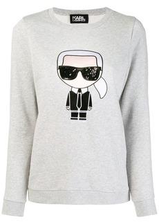 Karl Lagerfeld iconic Karl sweatshirt