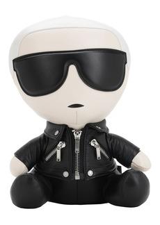 Karl Lagerfeld Ikonik Karl Collectible Leather Doll