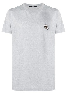 Karl Lagerfeld Ikonik Karl Patch T-Shirt