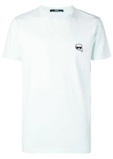 Karl Lagerfeld Ikonik Karl Patch T-Shirt