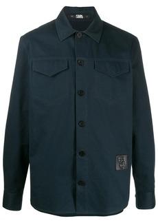 Karl Lagerfeld Ikonik over shirt