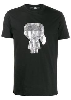 Karl Lagerfeld Ikonik print T-Shirt