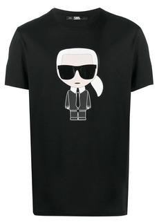 Karl Lagerfeld K/Ikonik organic cotton T-shirt