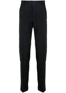 Karl Lagerfeld jacquard suit trousers