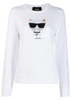 Karl Lagerfeld Karl Cat jumper