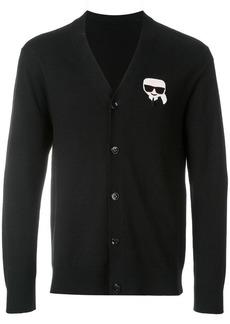 Karl Lagerfeld Karl Ikonik cardigan