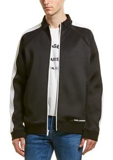 Karl Lagerfeld Contrast Track Jacket