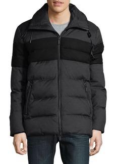 Karl Lagerfeld Down-Fill Puffer Jacket