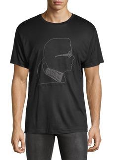 Karl Lagerfeld Paris Graphic Short-Sleeve Tee
