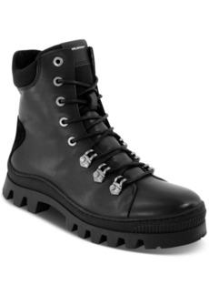 Karl Lagerfeld Men's Hiker Boots Men's Shoes