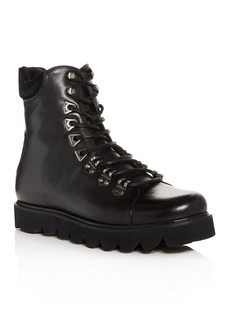 KARL LAGERFELD Men's Leather Boots