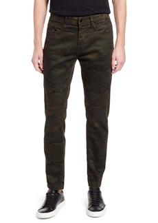 Karl Lagerfeld Paris Camo Five-Pocket Pants