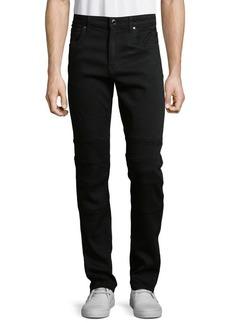 Karl Lagerfeld Paris Classic Moto Jeans