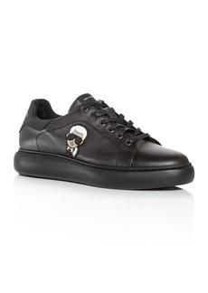 KARL LAGERFELD Paris Men's Low-Top Sneakers