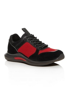 KARL LAGERFELD Paris Men's Low-Top Sneakers