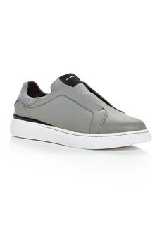 KARL LAGERFELD PARIS Men's Slip On Sneakers