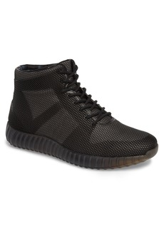Karl Lagerfeld Paris Mid-Top Sneaker (Men)
