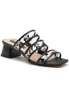 Karl Lagerfeld Paris Women's Maci Strappy Sandals Women's Shoes