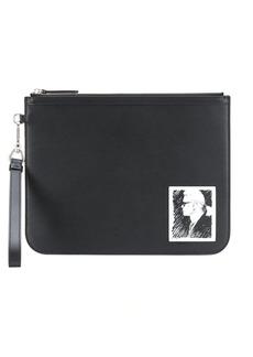 Karl Lagerfeld Karl Legend elegance clutch