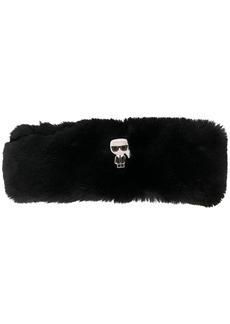 Karl Lagerfeld K/Ikonik headband