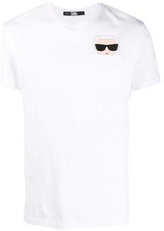 Karl Lagerfeld K/Ikonik print T-Shirt